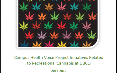 Recreational cannabis at UBCO Campus