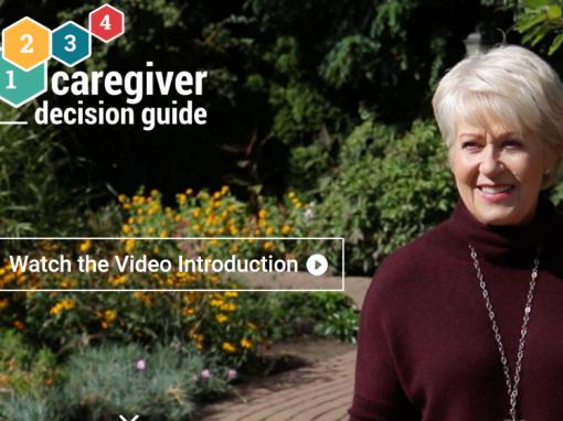 Caregiver Decision Guide