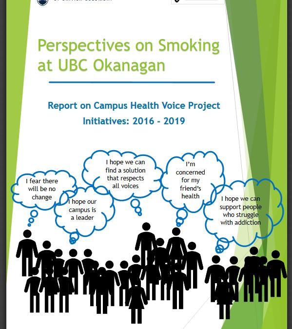 Smoking and UBC Okanagan