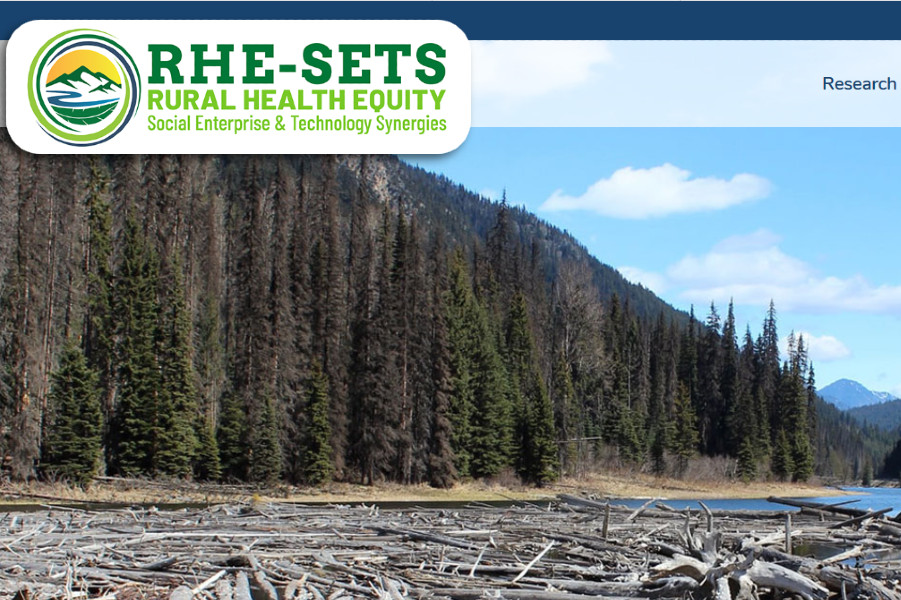 Rural Health Equity Cluster launches new website