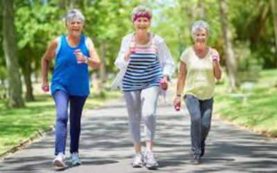 Let's get physical: Breast cancer survivors on the move