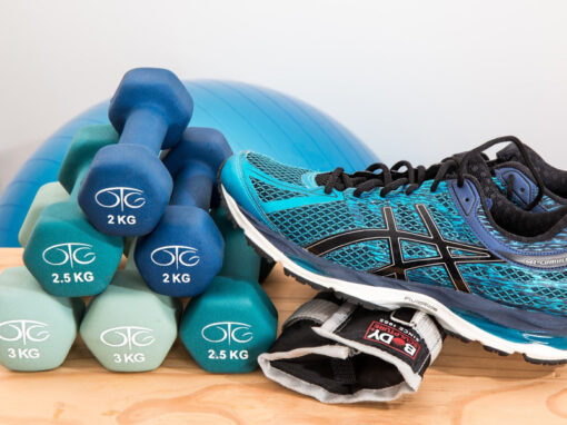How physical activity improves your mental well-being