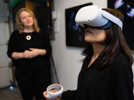 New funding for immersive technologies makes virtual a reality at UBCO