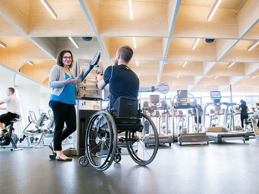 UBC researcher prescribes specific exercise dosage for those with spinal cord injury