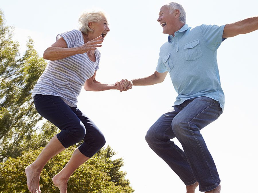 March is Embrace Aging Month