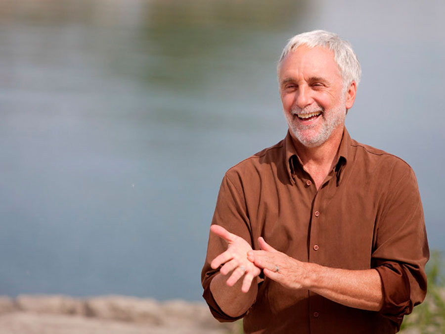 Discovery Channel's Jay Ingram will talk about Alzheimer's disease