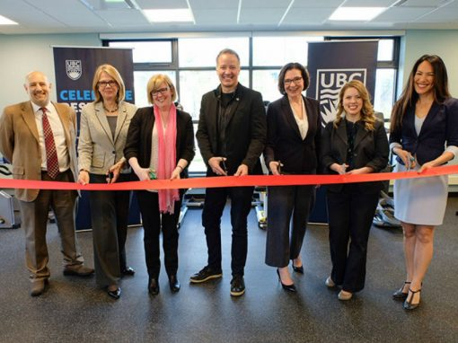 UBC Okanagan opens new community-engaged research space